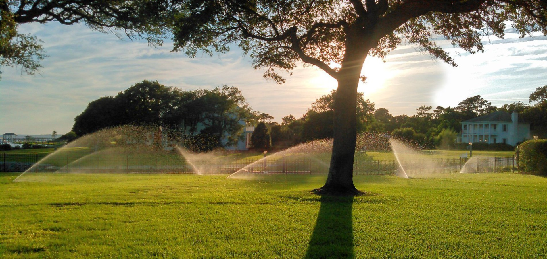 Hyman's Landscaping and Turf Management in Eastern North Carolina